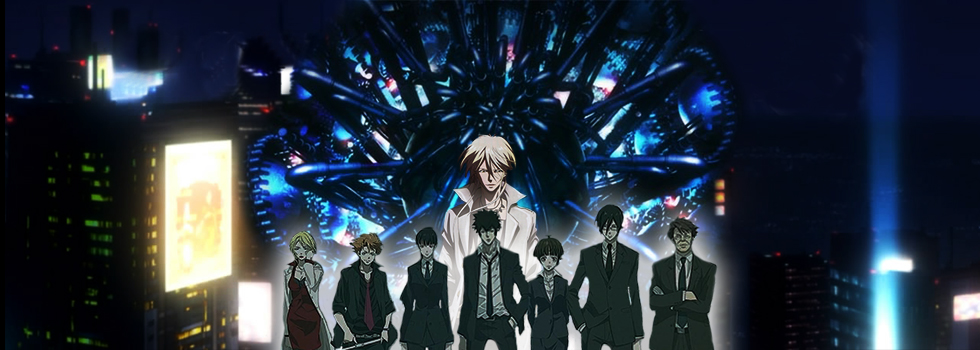 psycho-pass World