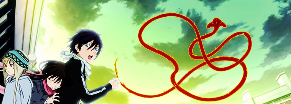 Norigami anime giapponese 2014